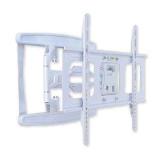 液晶テレビ壁掛け金具 26-42インチ対応 上下左右アームタイプ ホワイト PRM-ACE-LT17SW 【中型テレビ壁掛け】  ホワイト B00I7PE4SE