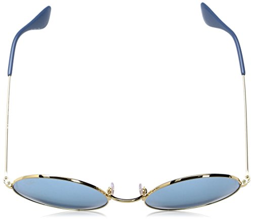 Marrón Gafas Blue Mujer ban gold Para Sol light De 0rb3592 Classic Ray v07n7