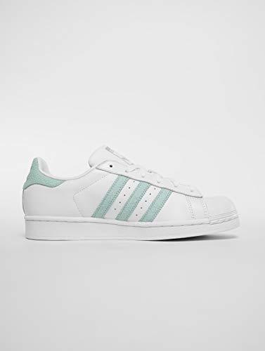 W Femme vercen De Fitness Chaussures plamet 0 ftwbla Adidas Blanc Superstar 4n5qWH