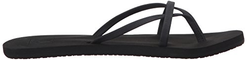 Femme Reef black Bliss Tongs black Bk2 Noir Wild qgz7ga