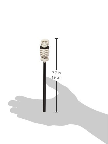 TradeMart Inc Stackable Skeleton 3-D Eraser w//Pencil 24 Ct 396159