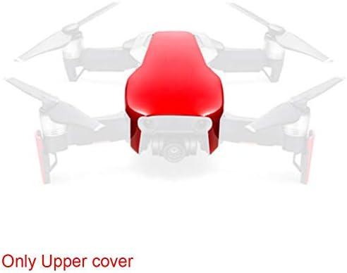 HONGYI Top Cover Body Shell Protect Drone de logement Accessoires Cap Durable décoratif supérieur Remplacement partiel for réparation DJI Air Mavic Shell Drone (Color : Black)