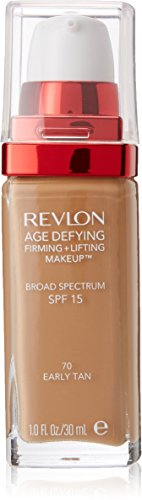 Revlon Age Defying Firming and Lifting Makeup, Early Tan
