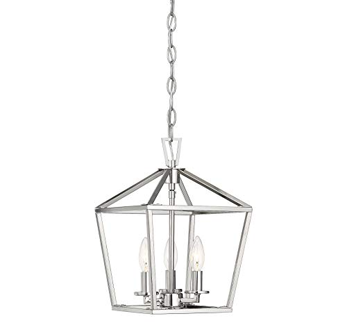 (Savoy House Townsend 3-Light Foyer in Polished)