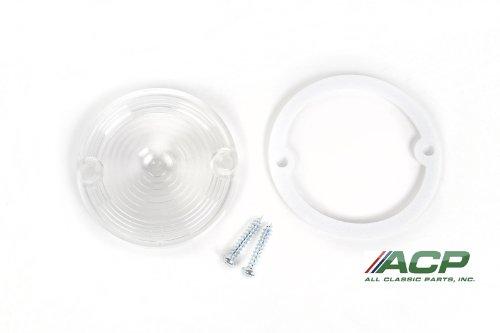 Backup Light Lens Gasket - 6