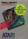 Final Legacy Atari Xe Xl