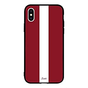 iPhone XS Max Latvia Flag