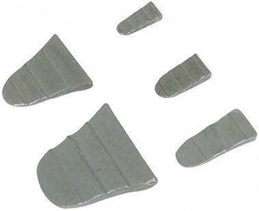 Silverline 273200 - Juego de cuñas para martillo, 10 pzas (10 pzas)
