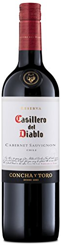 Casillero del Diablo Cabernet Sauvignon Wine 75 cl (Case of 6) 2018