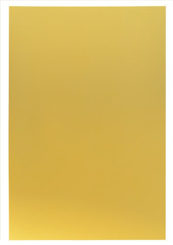 Grafix Gold Metallic Foil Board 20-Inch-by-26-Inch, Pack of 25 by Grafix