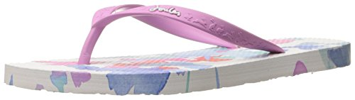 Pictures of Joules Women's Sandy Flip Flop W_SANDY blue 1