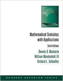 Applications with pdf wackerly statistics mathematical