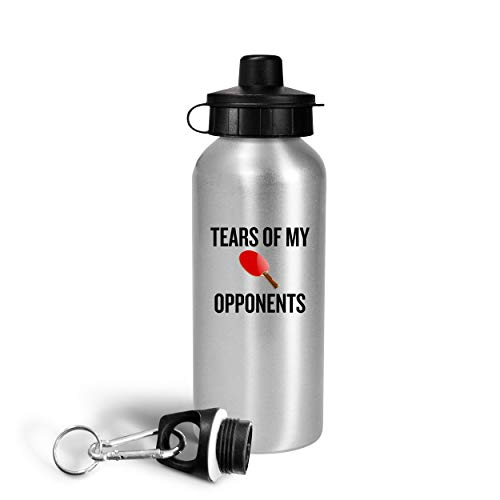 Stainless Thermos Funny Ping Pong Water Bottle Table Tennis Player Gift Tears of My Opponents by Stainless Thermos