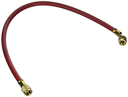 "Yellow Jacket 21624 Plus II Hose Standard 1/4"" Flare Fittings, ..."