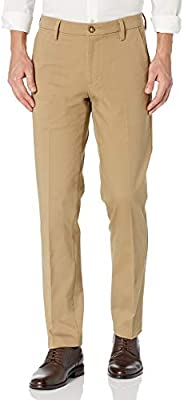 Dockers Pantalones Flexibles para Hombre Workday Color Caqui Smart 360