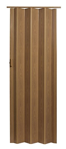 LTL Home Products EN3280KL Encore Interior Accordion Folding Door, 24-36 x 80 Inches, Oak