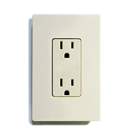 Sensational Cooper Wiring Devices 9505Ds Aspire Duplex Receptacle With 15 Amp Wiring 101 Mecadwellnesstrialsorg