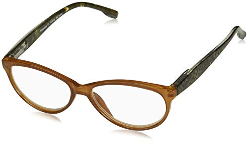 Peepers Women's Untamed 2342150 Cateye Reading Glasses, Brow
