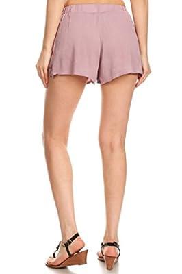 Junior's Sexy Lace Summer Beach Shorts