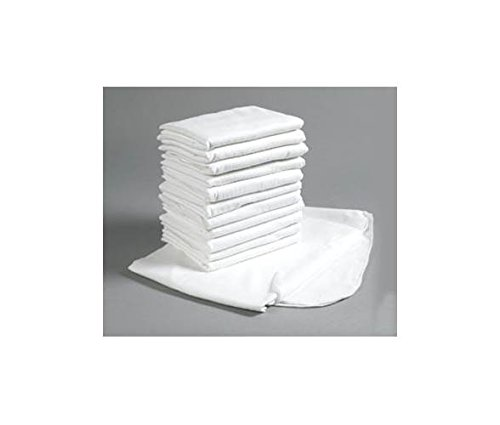 Flannel Serged Blanket - Set Of 12