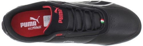 Puma Corsa black Roma Lp Sneaker rosso Low Lodge 4T4wvr