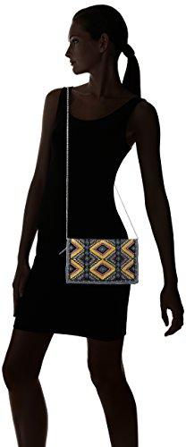 femme x portés cm Flint P Cross épaule Pcsiw L 1x17x24 Body H Mehrfarbig Sacs Pieces Stone FqOwfYWa
