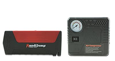 HandiJump Power Package. Will Jump Start Diesel Trucks!! Includes Air Compressor!!