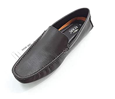Derby Brown Loafers & Moccasian for Men