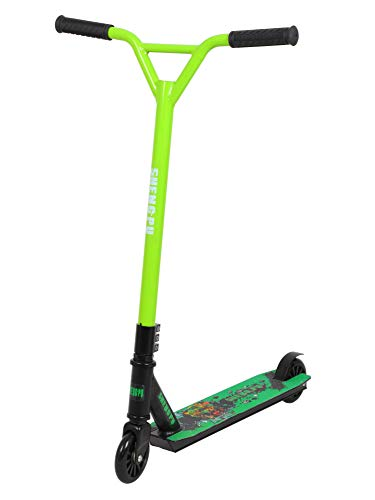 SHENGPU Stunt Scooter for Adults/Teens/Kids Ages 8+, Best Entry Level Freestyle Scooter with Stable Performance, Tricks Scooter for Boys & Girls, Featuring ABEC-9 Wheel Bearings