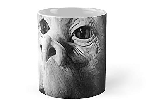The Luck Dragon From The Neverending Story Design Mug - 11oz Mug - Best gift for family friends