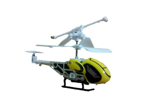 Odyssey Flying Toys Quark Micro Copter, Yellow