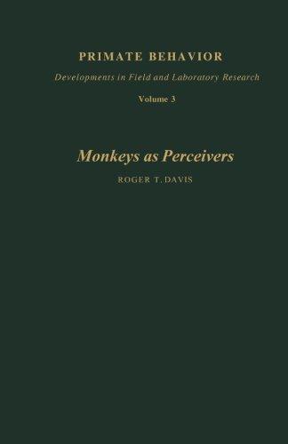 Download Monkeys as Perceivers pdf