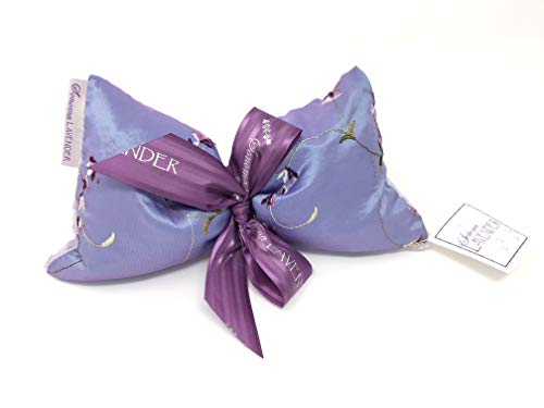 - Sonoma Lavender Eye Mask - Embroidered Lavender