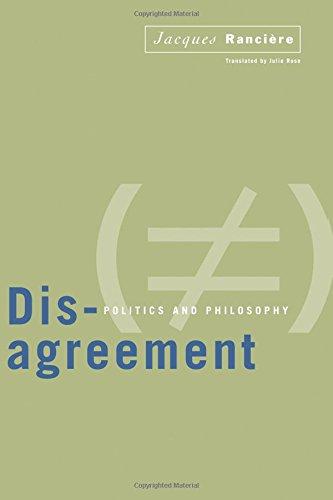 Disagreement  Politics And Philosophy