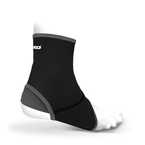 TKO Compression Ankle Support Firm Neoprene Sleeve