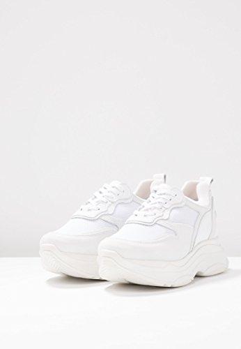 amp;odd Femme Even Weiß Baskets Pour gqFwda1