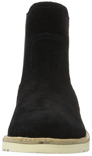 Black Kajal Esprit Tg Chelsea Black001 Botas Negro Mujer Para 001 Bootie P7ddqnwv
