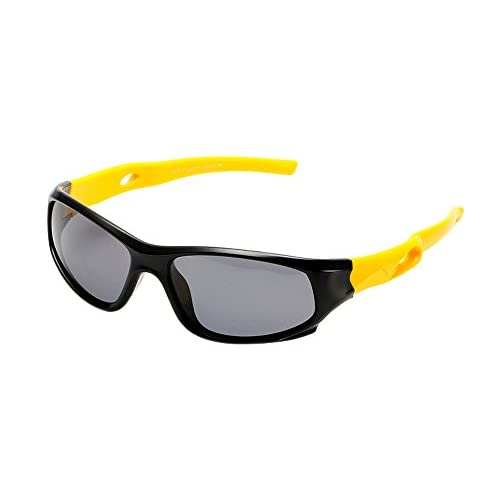 23ebe864b5 KINDOYO Unisexo Polarizadas Gafas de Sol Deportes y Actividades para Niños  Niñas Flexible Rubber Deportivas Gafas