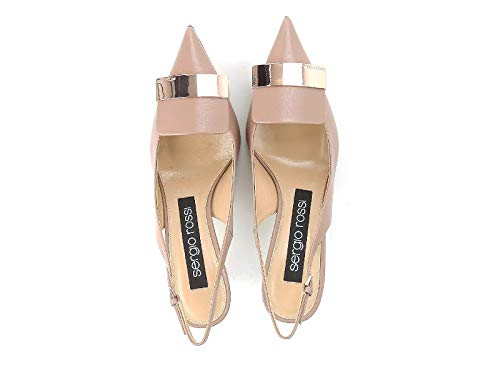 Femme Sergio A80290magn05 Poudre Sandales Rossi t00gqw1r