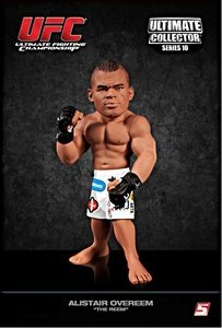 Round 5 UFC Ultimate Collector Series 10 Action Figure Alistair Overeem [Heavyweight Body & UFC Gloves]