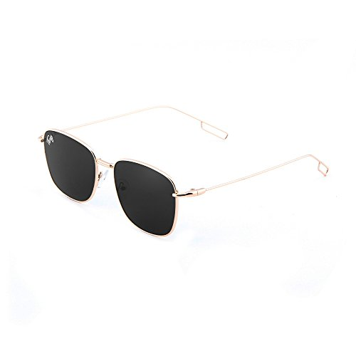 degradadas Negro Oro hombre Gafas de sol TWIG mujer TANNING espejo q1vBzXP1w
