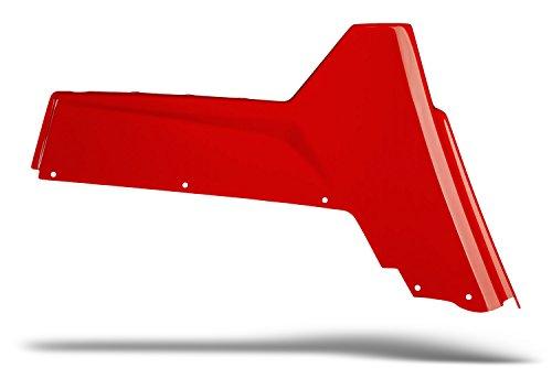 Maier USA Rear Fenders for Polaris RZR - Black Carbon Fiber - ()