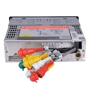 Sumas Media SM-333A In-Dash CD Player/USB/SD/Radio Car Stereo w/3'' TFT LCD Monitor (Black)