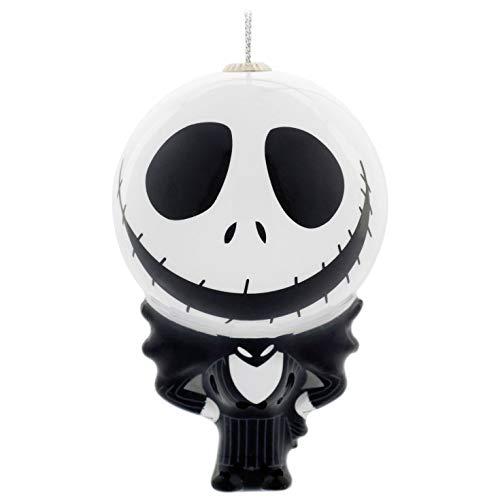 Hallmark Disney The Nightmare Before Christmas Jack Decoupage Ornament Movies & TV
