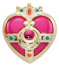Gashapon Sailor Moon Henshin Compact Mirror Cosmic Heart Compact ( Sailor Moon S) separately