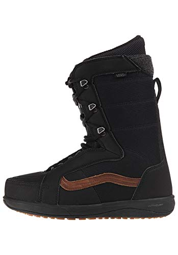Vans Hi-Standard Pro Men's Snowboard Boots, Black/Brown, 2019 (11 D ()