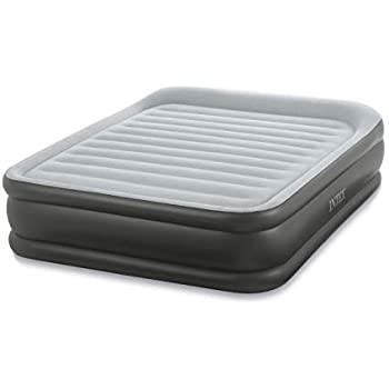 Amazon Com Coleman Supportrest Double High Airbed Sports