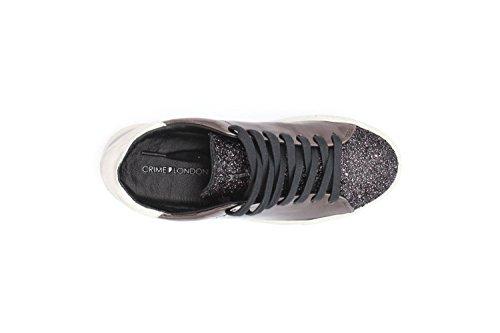 Supra Crime London Wmns Brown 25220a16b, Damen Sneaker