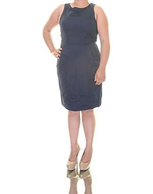 Theory Ballia' Cotton Sheath Dress Size 12