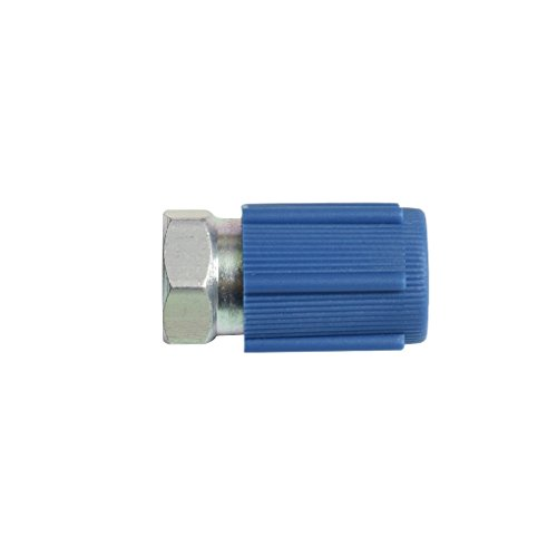 A/C Pro R-12 to R-134a 7/16'' Low Side Port Retrofit Valve Car Internal Accessories by WeiLiQi (Image #4)